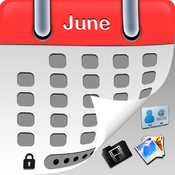 MyCalendar TopSecrete :- Hide your photos,videos,and Personal info behind your birthday calendar.