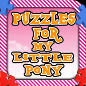 Puzzles for My Little Pony (Unofficial Free App)