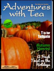 Adventures with Tea - Tea Ideas for Foodies