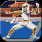 Ninja vs Pirate Attack - Asian Warrior Defense