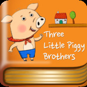 Three Little Piggy Brothers