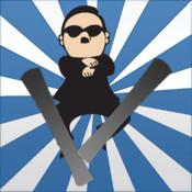 Ace of Ski - Gangnam Style Edition