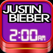 Alarm Clock for Justin Bieber Fans