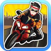 Baron Biker - Get The Ace Bike Rider To The Highway Race