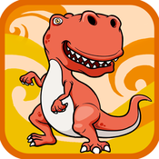 Dino Pet Jungle Rush Pro - Best Fun Running Survival Game for Boys and Girls