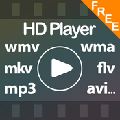 iVideo Player, HD Media Player & Ultra fast Downloader Free