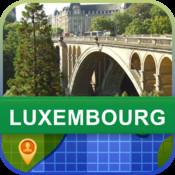 Offline Luxembourg Map - World Offline Maps