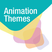 Animation Themes Library - over 25 selected and constantly updated animation samples for apps online animation