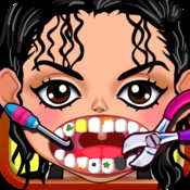Celebrity Dentist Doctor - Best Celebrity Fun Dentist Games for Kids Free