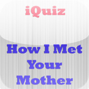 iQuiz for How I Met Your Mother ( TV Series Trivia )