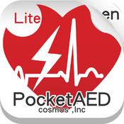PocketAED en - Training simulator