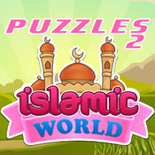 Islamic Puzzles 2 Fun & Challenging Games - Islamic World Puzzles Game Edition 2