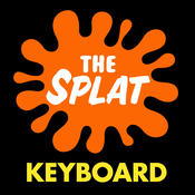 Nickelodeon's The Splat Emoji Keyboard