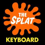 Nickelodeon's The Splat Emoji Keyboard