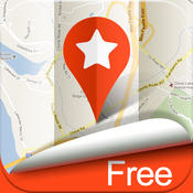 Free Maps for Google and GPS Navigation PRO. google