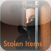 Stolen Items different item