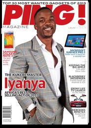PING! Magazine job magazine