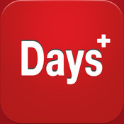 Days+ - Day Counter