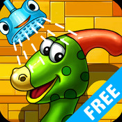 Dino Bath & Dress Up (FREE)