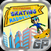 Extreme Skating Madness