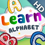 ABC Baby Alphabet Free - 5 in 1 Game for Preschool Kids - Learn Letters, Spelling and Sing ABC Song