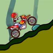 Jungle Motorcycle Racing