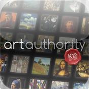 Art Authority K-12 for iPad graphic authority