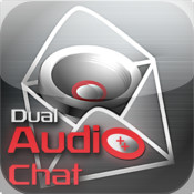 Dual Audio Chat the voice mail message and chat vid chat