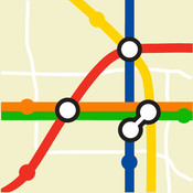 Madrid Transport Map - Free Metro Map on iPhone and iPad