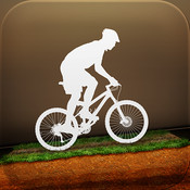 Mountain Bike PRO Cycling Computer powered by runtastic