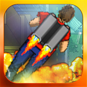 Adventure Man: The Flying Hero - by Free Top Hat Games
