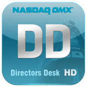 NASDAQ OMX Directors Desk nasdaq stock quotes
