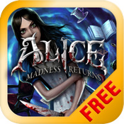 Alice: Madness Returns™ for iPad alice