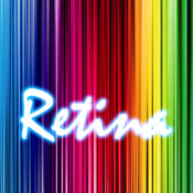 Retina Wallpapers HD  with Glow Effects - 640x960 Wallpaper and Background