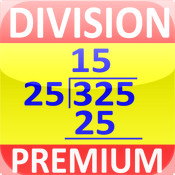 Division -Do Drills, single and multidigit long division, suitable to first, second, third, fourth or higher grade kids even for starting kindergartener