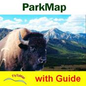 Big Bend National Park - GPS Map Navigator