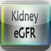 Kidney eGFR Estimator for iPad