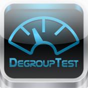 Test de débit DegroupTest accounting debit