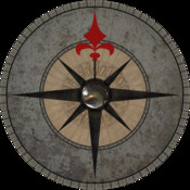 The Desire Compass-Ad Free free password finder