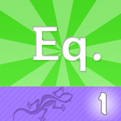 Balancing Equations Pack 1 for ages 10 to 12