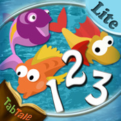 Counting 123 - Learn to Count 4 in 1 : Fish Tap Challenge, Spot The Differences, Jumping Grasshopper and Dresses Fashion Show Game HD