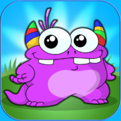 Monster Coloring Book - All in 1 draw , paint and color games HD