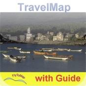 Comoros Islands HD - Travel Map Navigator