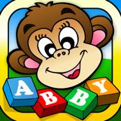 ABBY MONKEY 7+2 First Words Preschool
