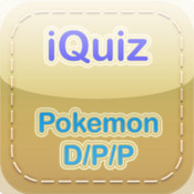 iQuiz for Pokemon Diamond/ Pearl/Platinum Version pokemon black version