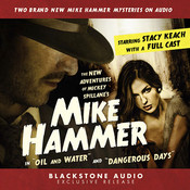 The New Adventures of Mickey Spillane's Mike Hammer, Vol. 1 (by Max Allan Collins and Mickey Spillane) music with mickey