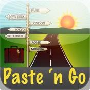 Go MotionX Paste `n Go Easy Address Entry