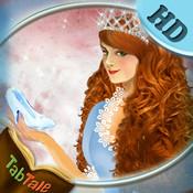 Cinderella - An Interactive Children`s Story Book HD