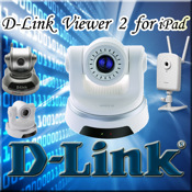 D-Link Cameras Viewer 2 for iPad link spy aim