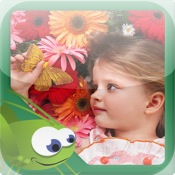 Kids Reading - I Like Spring